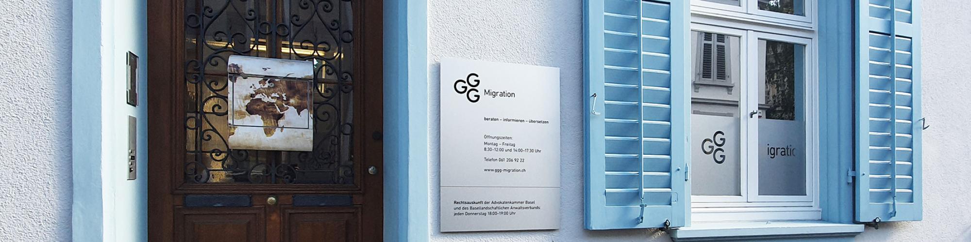GGG Migration