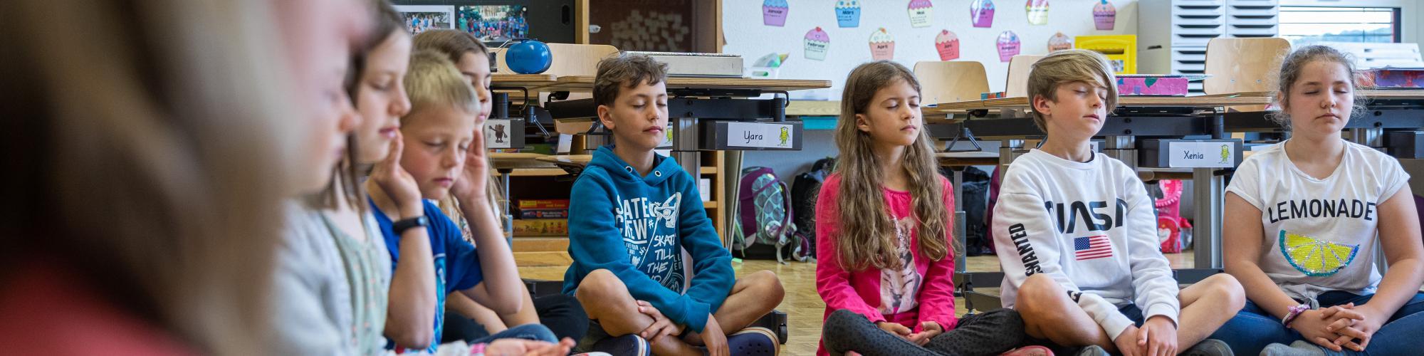 Achtsame Schulen Schweiz