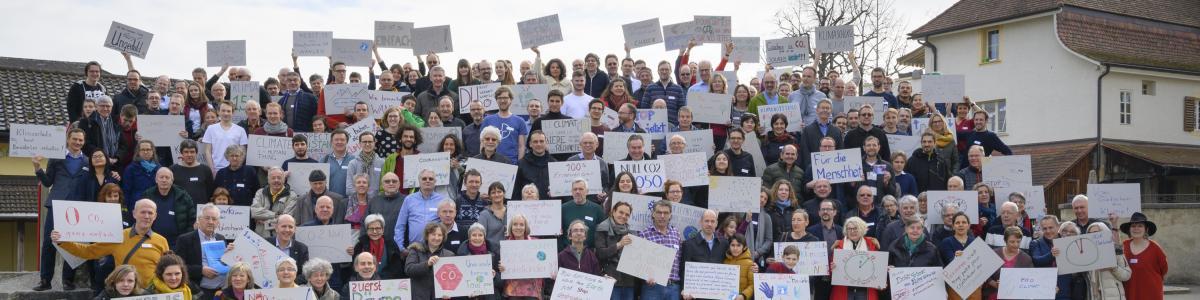 Verein Klimaschutz Schweiz cover