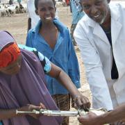 Entwurmung in Somalia